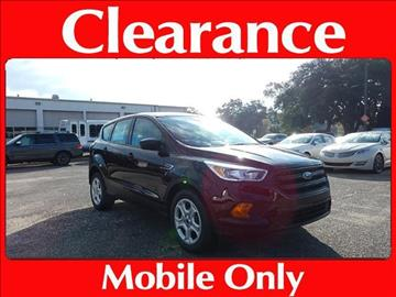 2017 Ford Escape for sale at Derek Montalvo at Mullinax Ford - Mullinax Ford of Mobile in Mobile AL