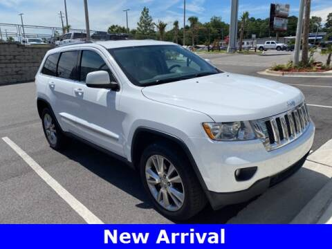 2013 Jeep Grand Cherokee Laredo for sale at Monty at Mullinax Ford in Mobile AL