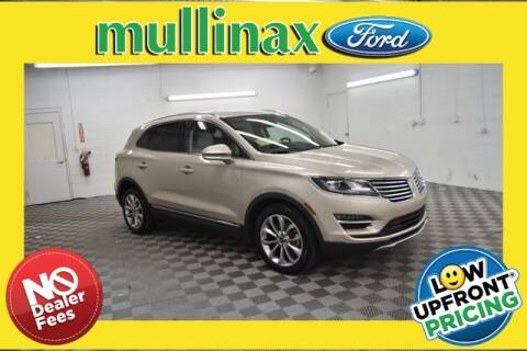 2017 Lincoln MKC Select for sale at Monty at Mullinax Ford in Mobile AL