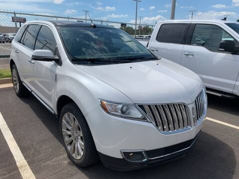 2015 Lincoln MKX for sale at Monty at Mullinax Ford in Mobile AL