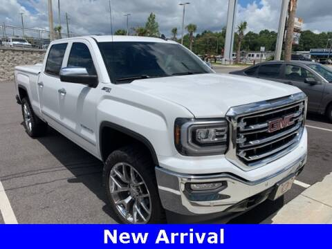 2017 GMC Sierra 1500 for sale at Monty at Mullinax Ford in Mobile AL
