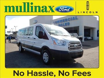 2015 Ford Transit Wagon for sale at Derek Montalvo at Mullinax Ford - Mullinax Ford of Mobile in Mobile AL