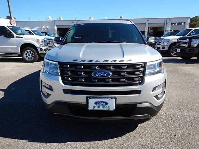 2017 Ford Explorer for sale at Derek Montalvo at Mullinax Ford in Mobile AL