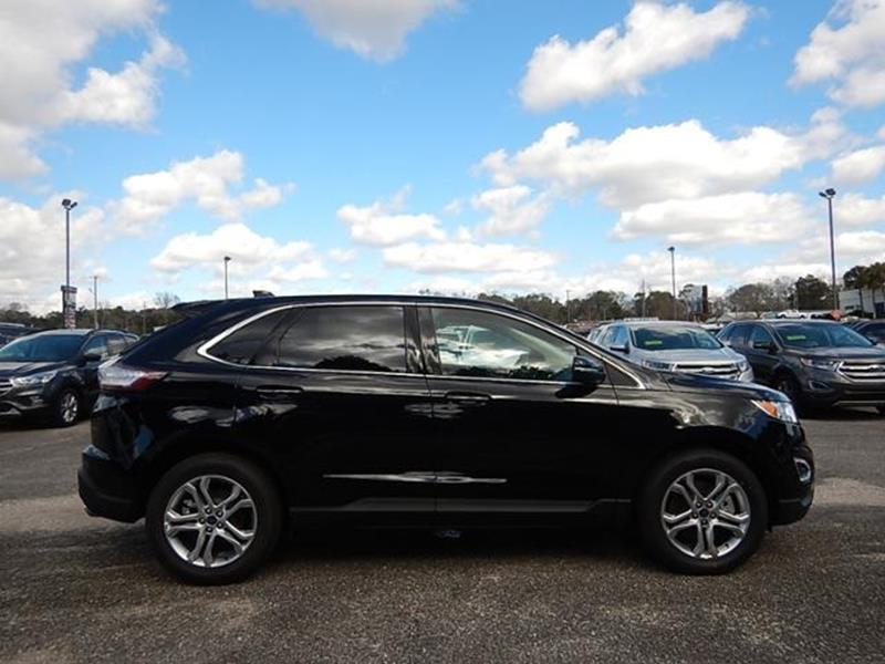 2017 Ford Edge for sale at Ask for Derek Montalvo at Mullinax Ford in Mobile AL