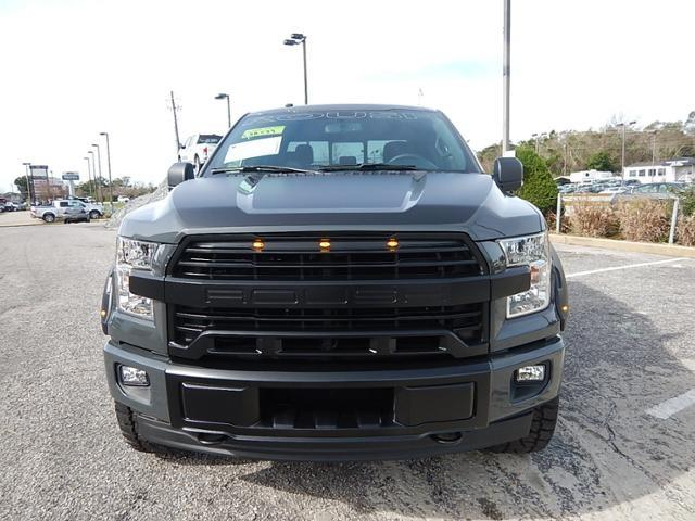 2017 Ford F-150 for sale at Derek Montalvo at Mullinax Ford in Mobile AL
