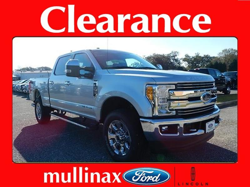 2017 Ford F-250 Super Duty for sale at Ask for Derek Montalvo at Mullinax Ford in Mobile AL