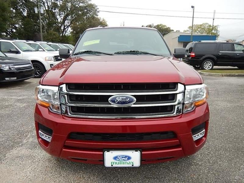 2017 Ford Expedition for sale at Ask for Derek Montalvo at Mullinax Ford in Mobile AL