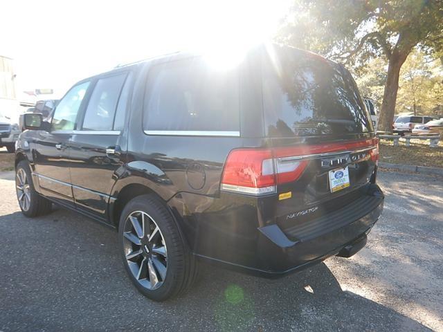 2017 Lincoln Navigator for sale at Derek Montalvo at Mullinax Ford in Mobile AL