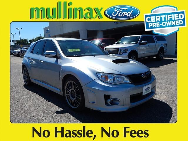 2012 Subaru Impreza for sale at Derek Montalvo at Mullinax Ford in Mobile AL
