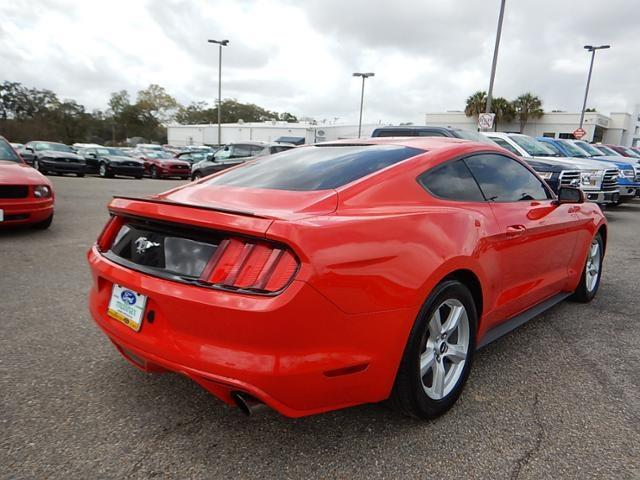 2015 Ford Mustang for sale at Derek Montalvo at Mullinax Ford in Mobile AL