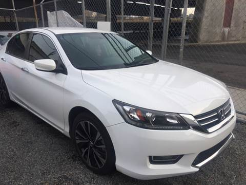 2013 Honda Accord for sale in Elizabeth, NJ