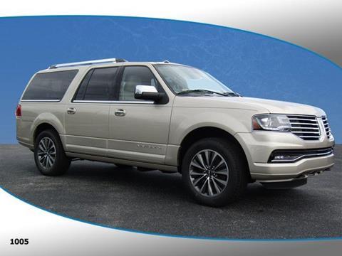 2017 Lincoln Navigator L for sale in Merritt Island, FL