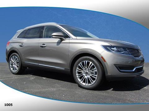 2017 Lincoln MKX for sale in Merritt Island, FL