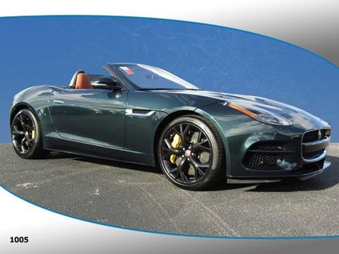 2018 Jaguar F-TYPE for sale in Merritt Island, FL