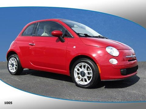 2013 FIAT 500c for sale in Merritt Island, FL