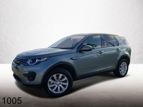 2019 Land Rover Discovery Sport for sale in Merritt Island, FL