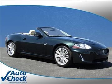 2011 Jaguar XK for sale in Merritt Island, FL