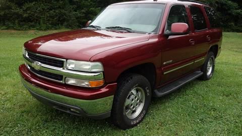 2003 Chevrolet Tahoe for sale in Jenkinsburg, GA