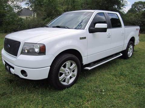 2007 Ford F-150 for sale in Jenkinsburg, GA