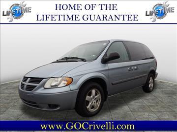 2006 Dodge Caravan for sale in New Castle, PA