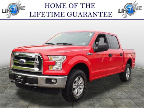 2016 Ford F-150 for sale in New Castle, PA