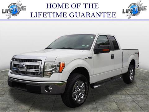 2014 Ford F-150 for sale in New Castle, PA