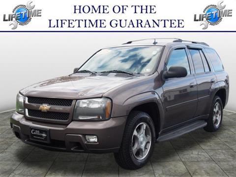 2008 Chevrolet TrailBlazer for sale in New Castle, PA