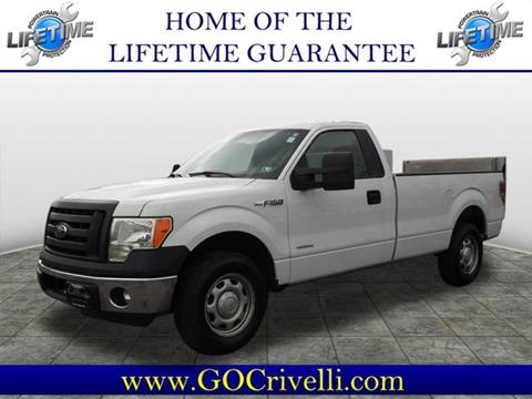 2011 Ford F-150 for sale in New Castle, PA