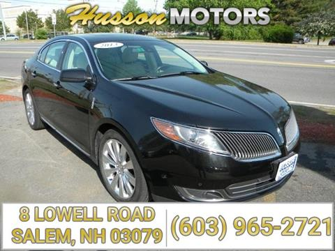 2013 Lincoln MKS for sale in Salem NH