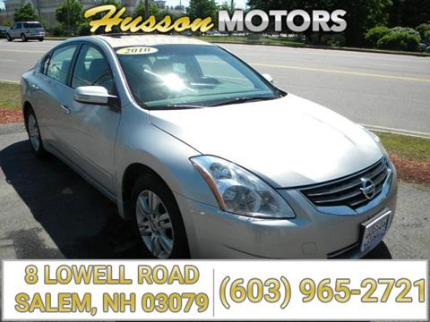 2010 Nissan Altima for sale in Salem NH