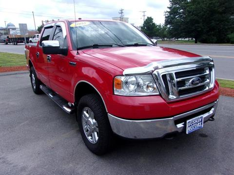 2008 Ford F-150 for sale in Salem NH