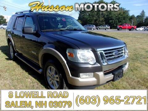 2007 Ford Explorer for sale in Salem NH