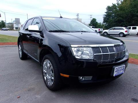2010 Lincoln MKX for sale in Salem NH