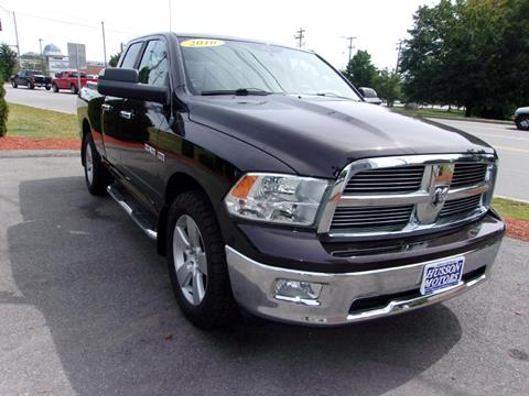 2010 Dodge Ram Pickup 1500 for sale in Salem NH