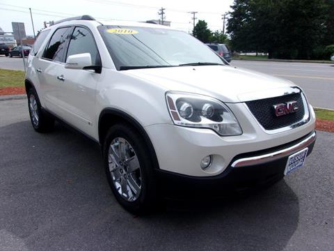 2010 GMC Acadia for sale in Salem, NH