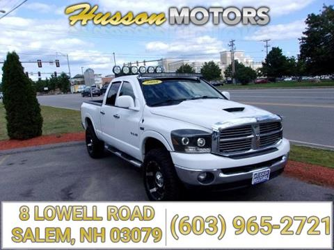 2008 Dodge Ram Pickup 1500 for sale in Salem NH