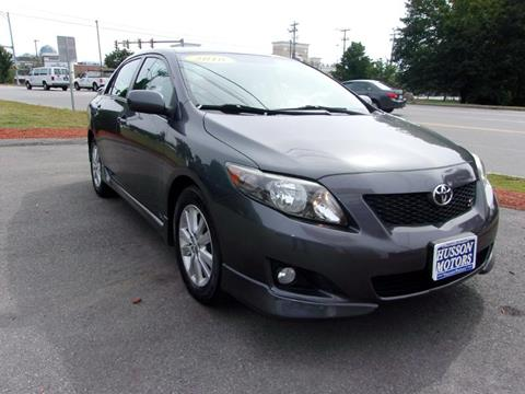 2010 Toyota Corolla for sale in Salem, NH
