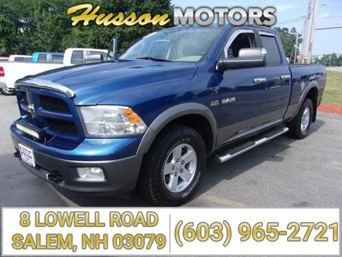 2010 Dodge Ram Pickup 1500 for sale in Salem NH