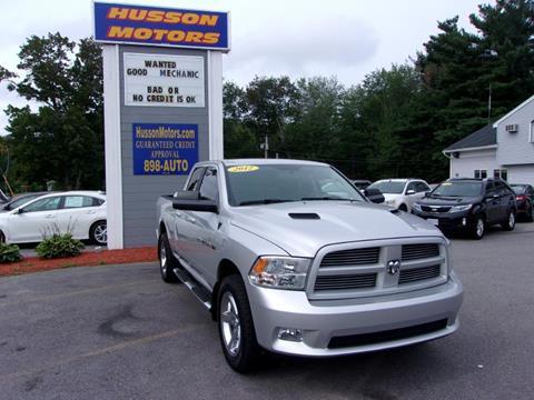 2012 RAM Ram Pickup 1500 for sale in Salem, NH