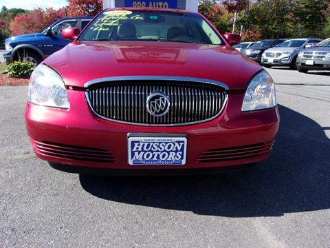 2008 Buick Lucerne for sale in Salem, NH