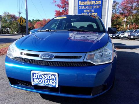 2010 Ford Focus for sale in Salem NH