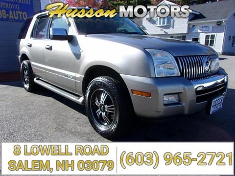2008 Mercury Mountaineer for sale in Salem NH