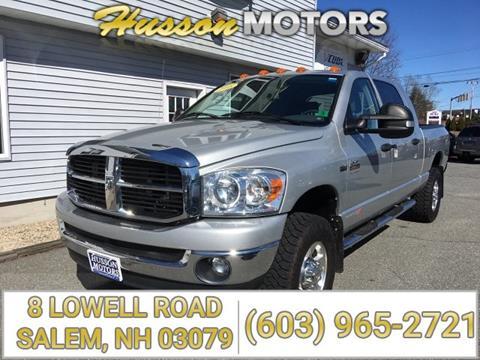 Dodge for sale in salem nh for Husson motors salem nh