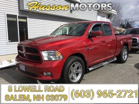 Best used trucks for sale in salem nh for Husson motors salem nh
