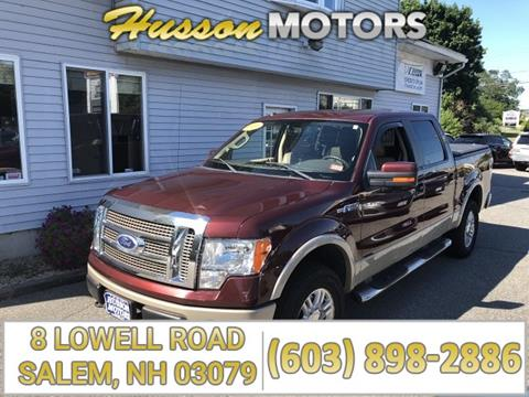 used ford trucks for sale in salem nh. Black Bedroom Furniture Sets. Home Design Ideas