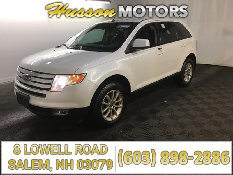 Ford Edge Sel Dr Crossover Salem Nh