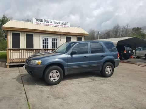 2005 Ford Escape for sale in Santa Fe, TX