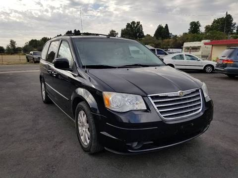 2008 Chrysler Town and Country for sale at Marvelous Motors in Garden City ID