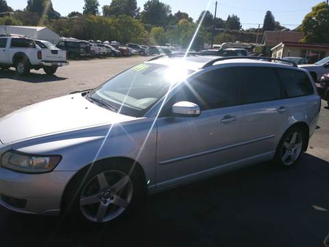 2008 Volvo V50 for sale at Marvelous Motors in Garden City ID