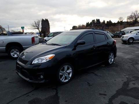 2012 Toyota Matrix for sale at Marvelous Motors in Garden City ID